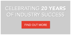 Celebrating 20 years of industry success
