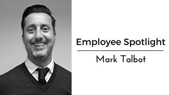 Employee Spotlight - Mark Talbot