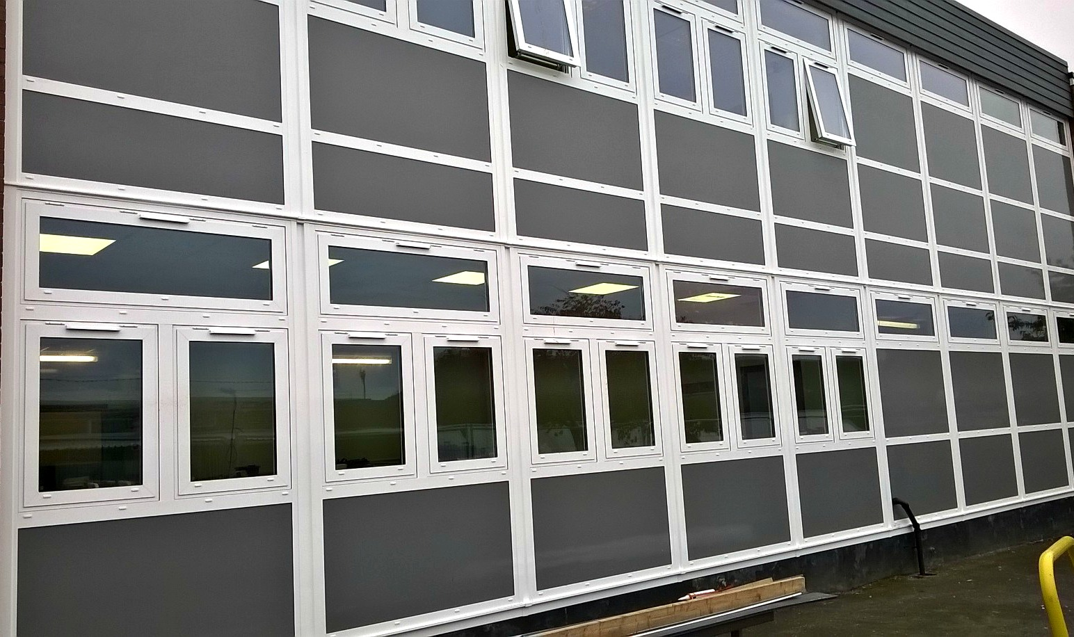Specialist Aluminium Glazing Manufacturer & Installer in Liverpool & North West