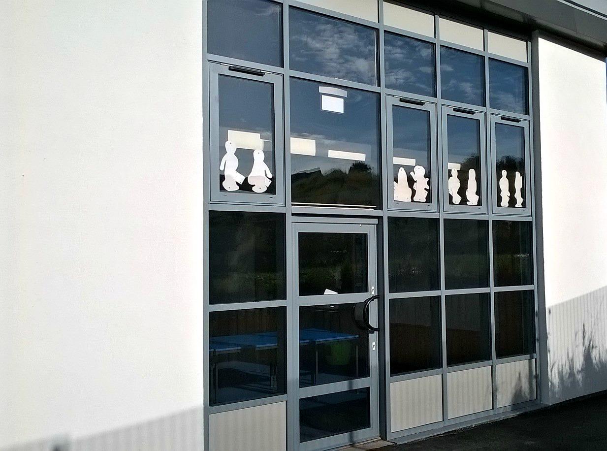 Commercial aluminium windows and doors