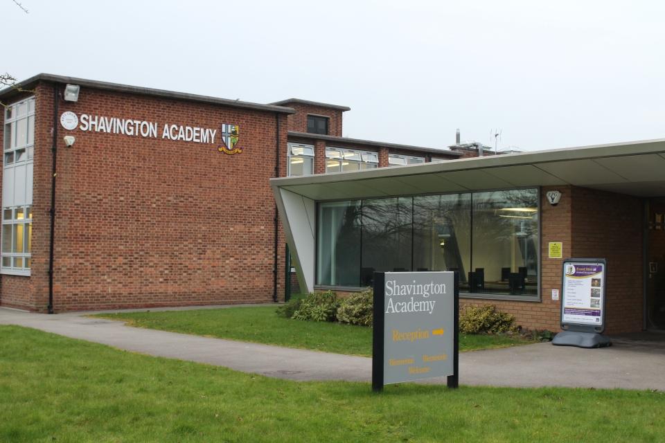 Shavington Academy