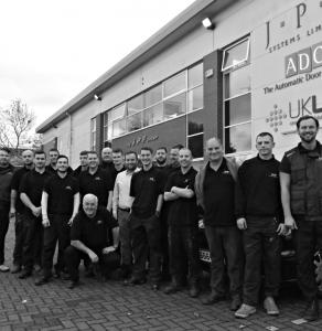 JPF Systems' factory in Birnkenhead